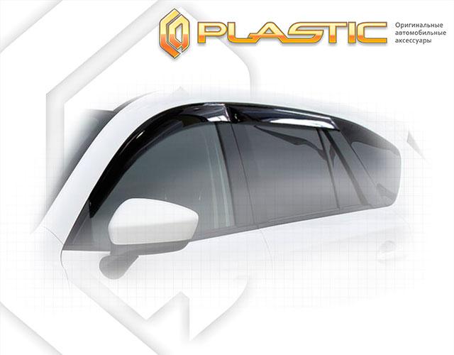 дефлектор капота classic прозрачный mazda cx-5